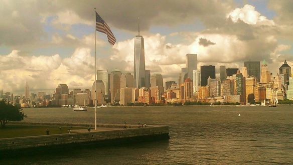 New York - Chris's skyline photo