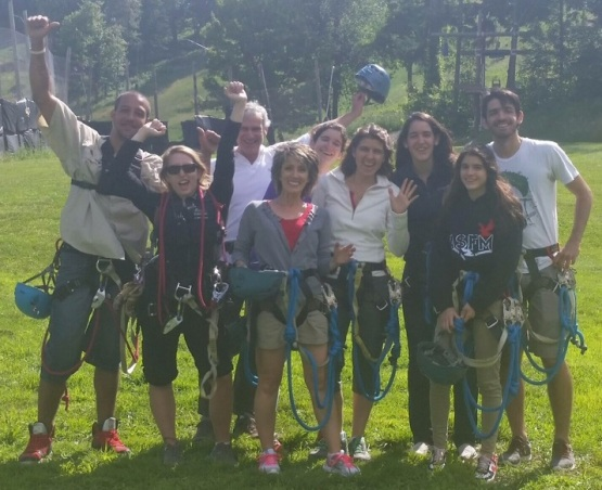 zipline silly group