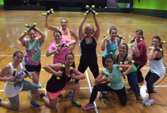 Daynelle Zumba to use