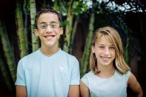 Lauren - Ethan and Sophia