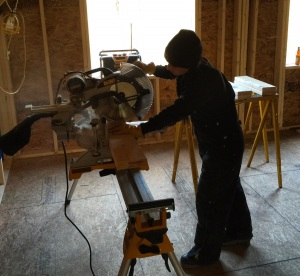 Lauren - handsaw