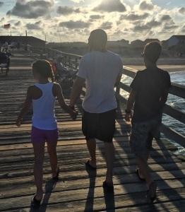 Lauren - Josh with kids