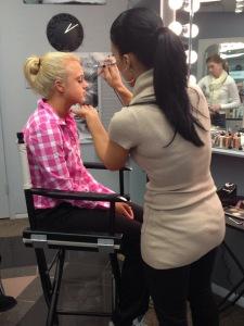 Lauren - make up