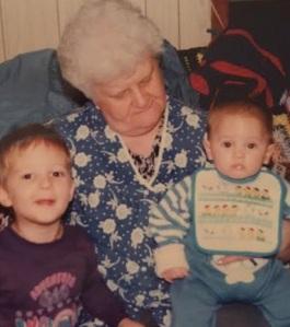 Dawnetta nana and boys