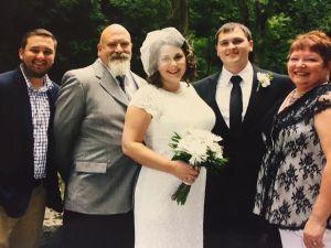 Dawnetta sean wedding photo