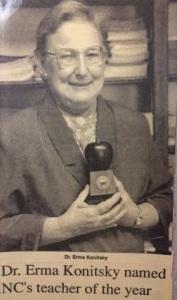 Joyce - Dr. Konitsky