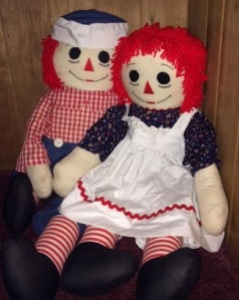 Joyce - Raggedy Ann and Andy