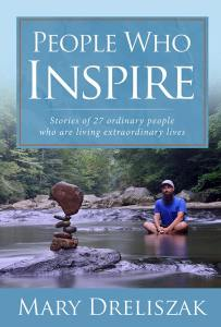 People Who Inspire - Book Cover with Tim