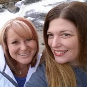 Kelly and Suzi